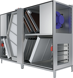 Multi-purpose unit ventilators